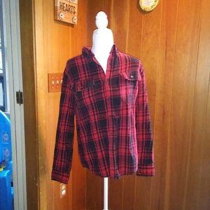APFI Oversized Custom Handmade Flannel